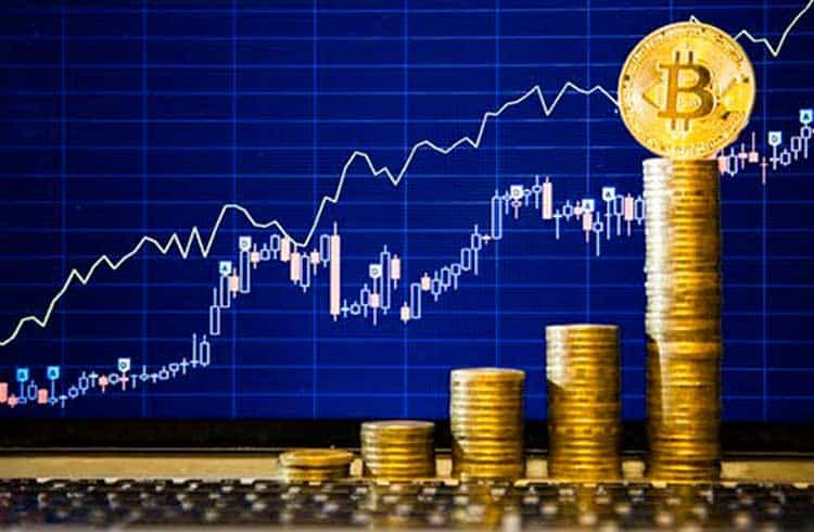 Mercado de criptoativos atinge alta do mês; Ontology se destaca e valoriza 23% no dia