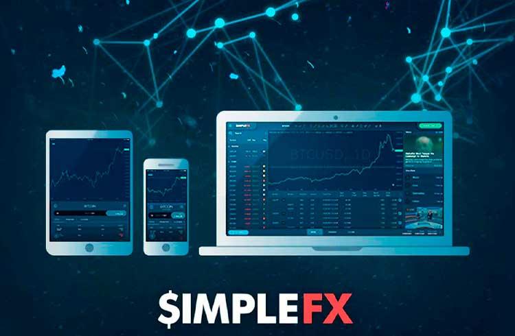 Negociando Ideias, Multicharts, e Live Widgets - SimpleFX Promove Novos Recursos Com Menos Spreads