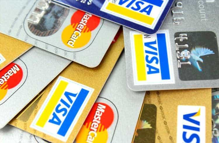 Novo cartão Visa permitirá que cidadãos de 19 países da Europa utilizem criptomoedas