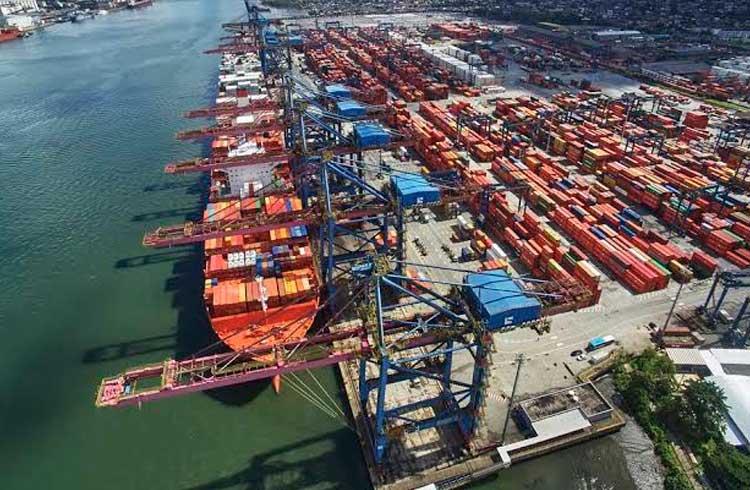 Porto de Santos busca solução em blockchain e novas tecnologias