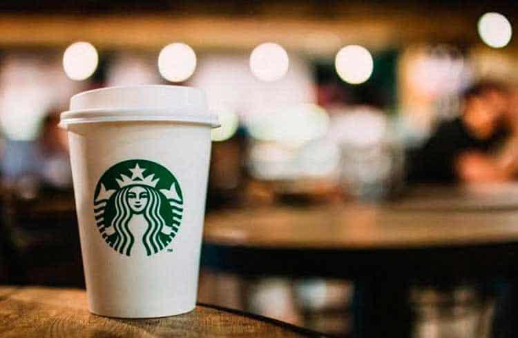 Starbucks confirma que trabalhará em solução de pagamento com Bitcoin