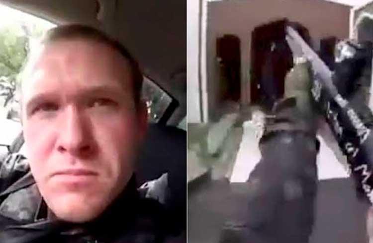 Suspeito de atentado na Nova Zelândia arrecadou dinheiro via criptomoedas