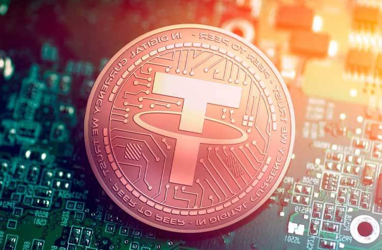 Tether anuncia lançamento de nova versão do USDT na blockchain da Tron