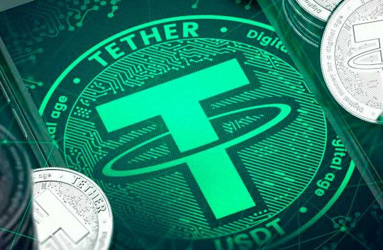 Tether confirma que stablecoin USDT não é 100% garantida em dólares americanos