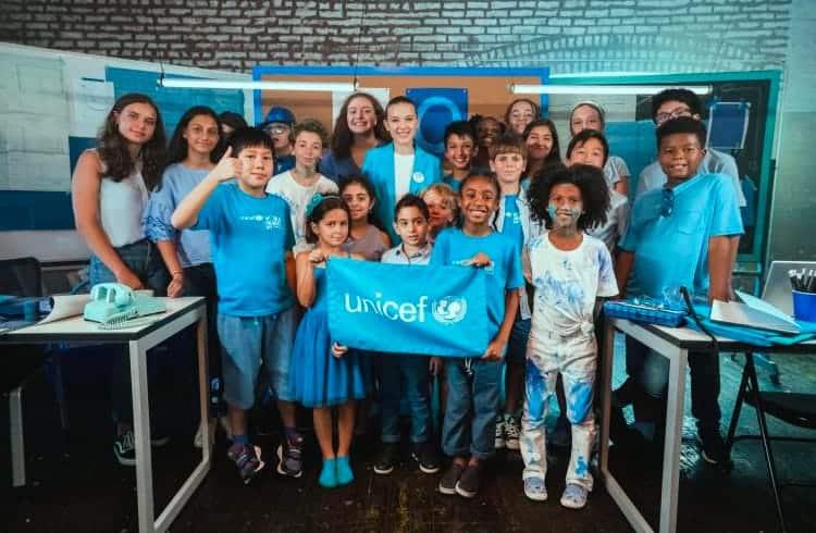 Unicef explora blockchain para melhorar a internet em escolas no Quirguistão