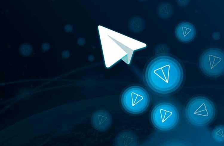 Vaza vídeo sobre o token da plataforma de mensagens Telegram