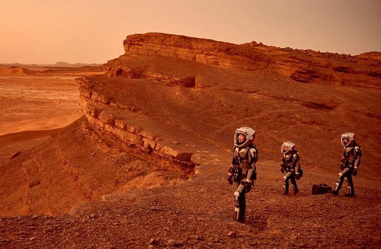To the mars; Pagamentos com Bitcoin agora podem ser feitos até em Marte