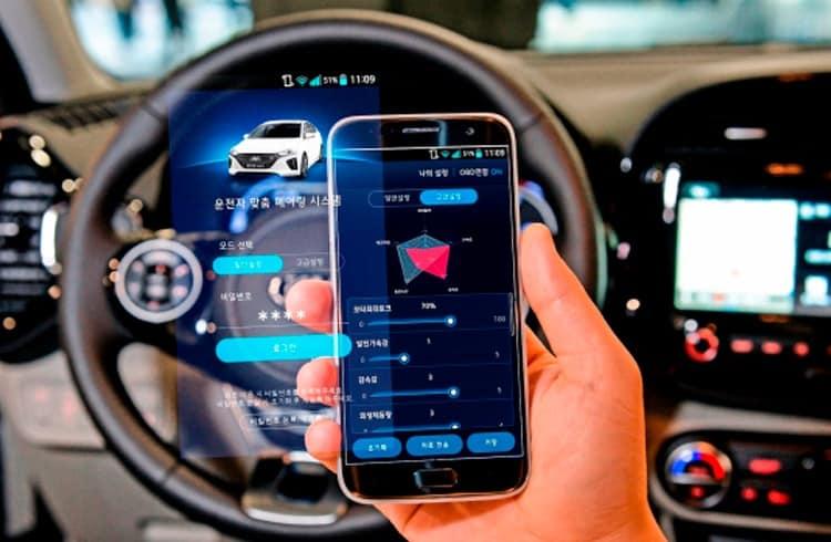 Gigante sul-coreana Hyundai usará blockchain para emparelhar smartphones e veículos elétricos