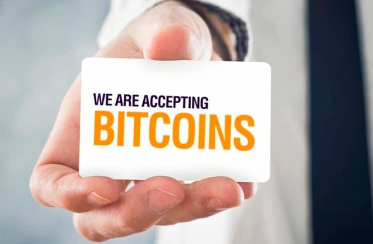Maior agência de viagens do Reino Unido agora aceita Bitcoin