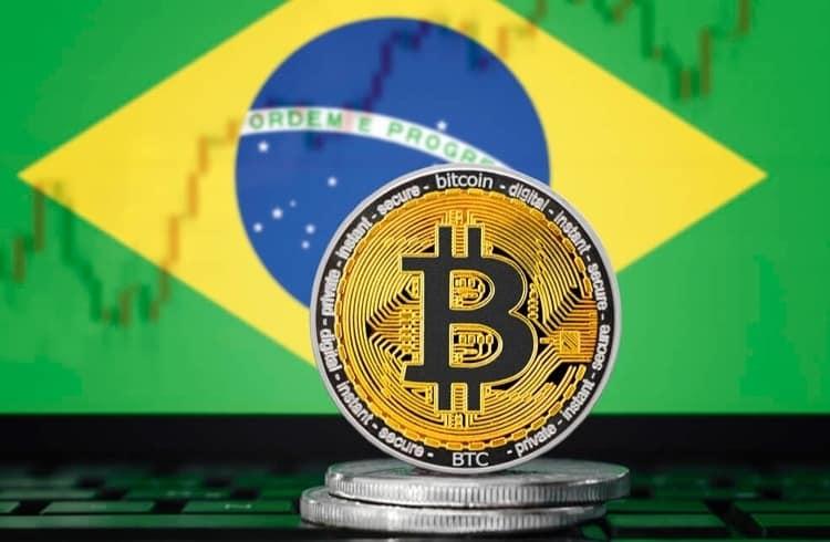 Brasil negocia 100 mil Bitcoins e bate recorde da América Latina