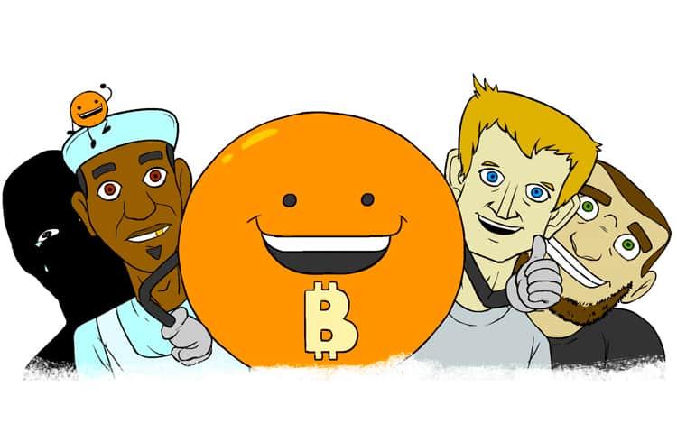Bitcoin solitário busca seu pai perdido em novo desenho animado
