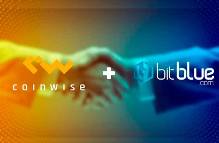 CoinWISE e Bitblue anunciam fusão