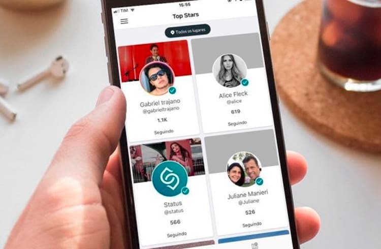 Rede social brasileira quer superar o Instagram e estuda adotar criptomoedas