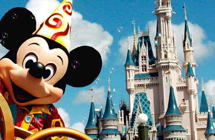 Disney pode tornar-se proprietária de exchange de criptomoedas