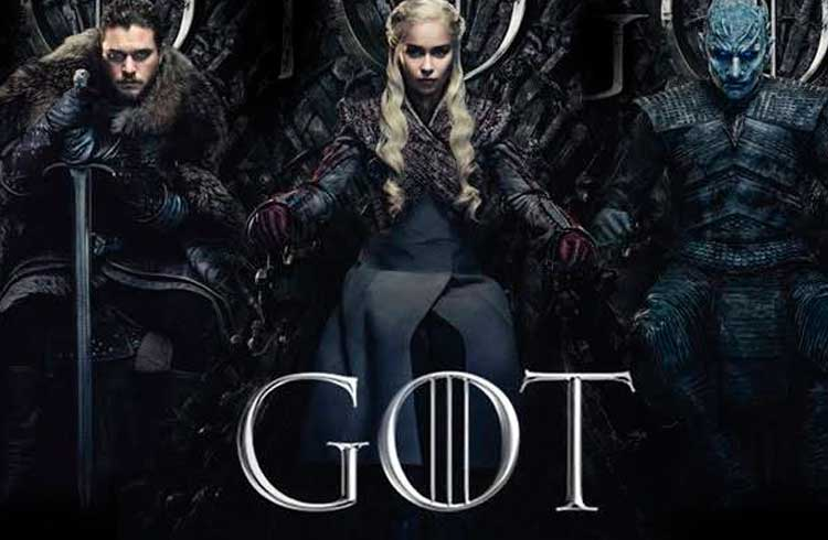 É possível apostar sobre o final de Game of Thrones utilizando Bitcoin