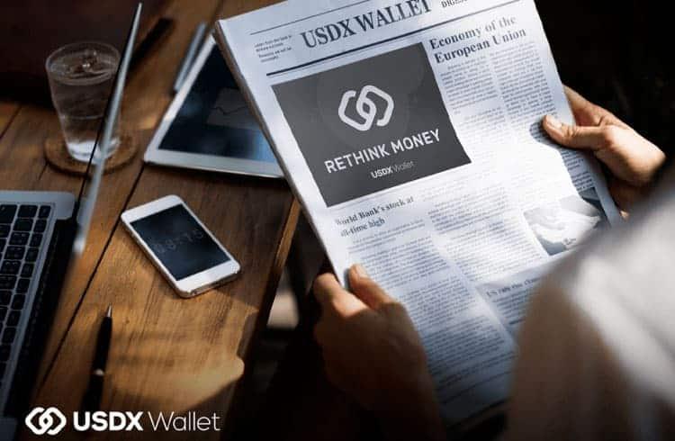 USDX Wallet anuncia integração com a Exchange ExMarkets