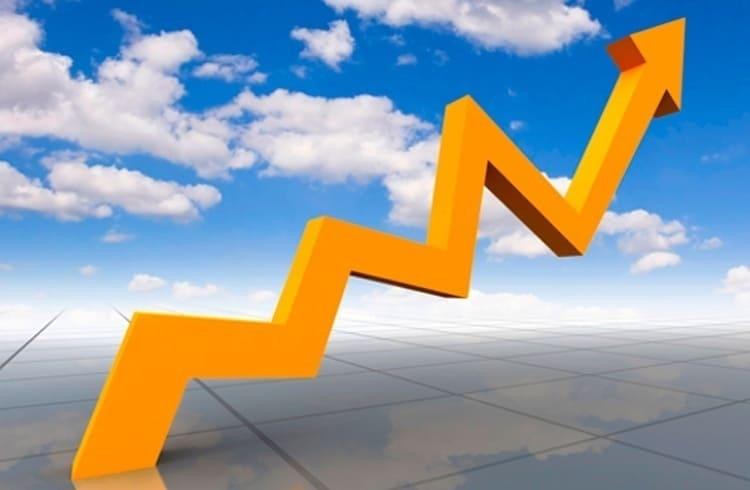 Mercado de criptoativos atinge maior alta de 2019; Bitcoin chega a US$5.300