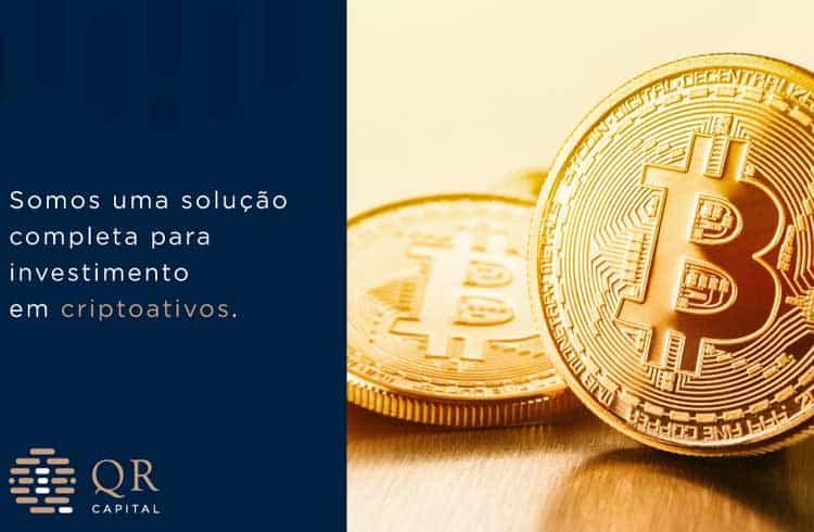 Novo serviço da QR Capital foca em criptoativos abaixo do top 20 para aumentar rentabilidade