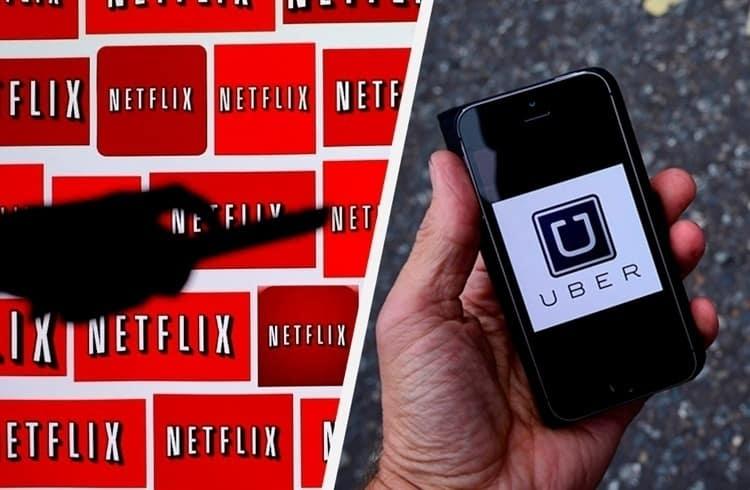 Agora será possível pagar Uber e Netflix no Brasil usando criptomoedas