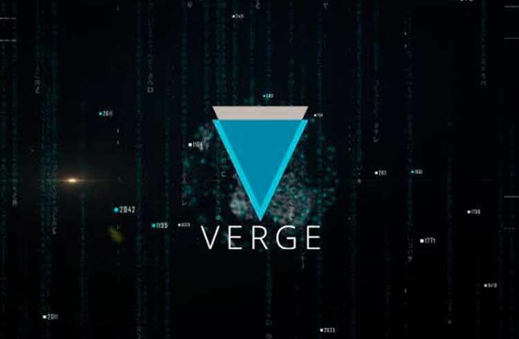 Verge avança 4% após o lançamento de sua carteira para iOS