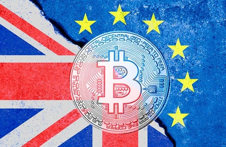 Brexit pode ter impacto positivo sobre Bitcoin e criptoativos