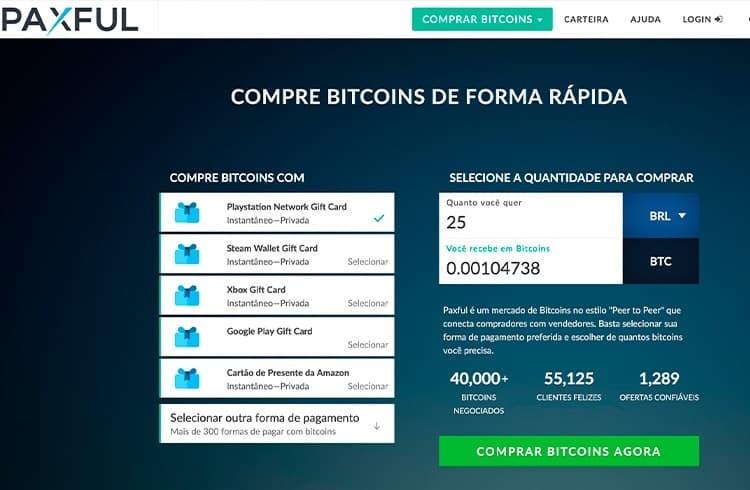 Paxful esta olhando para o potencial das moedas digitais na América latina