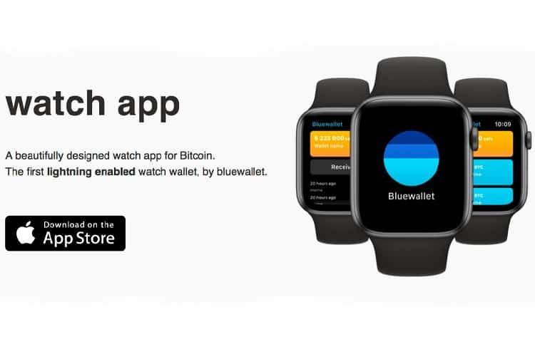 """Lightning Network chega aos """"relógios inteligentes"""" da Apple com novo aplicativo"""