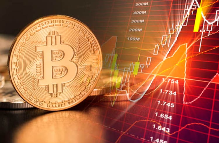 Mercado de criptoativos ultrapassa US$190 bilhões pela primeira vez este ano