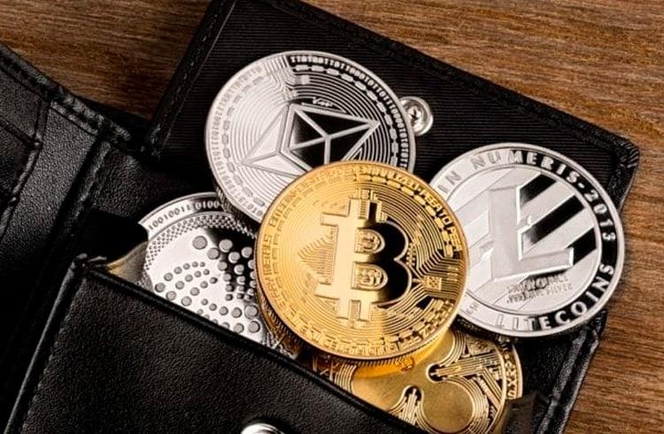 Quantidade de usuários de carteiras de criptoativos continua a subir