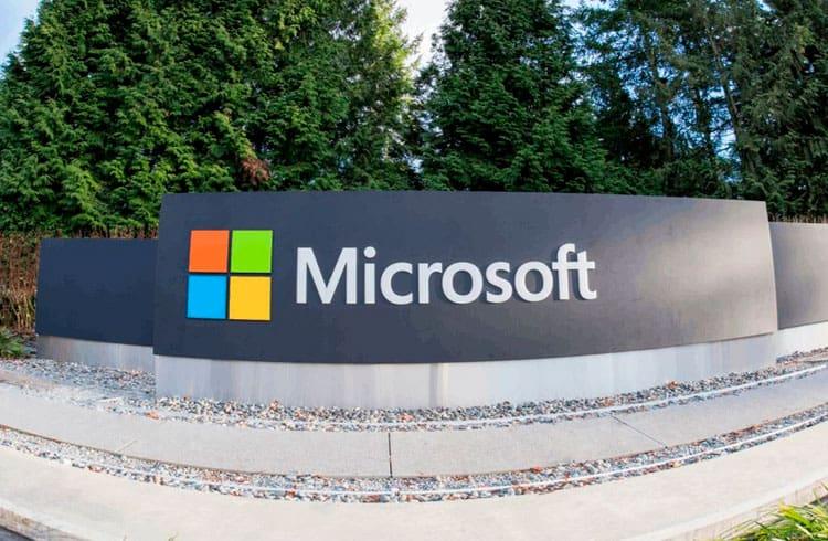 Microsoft adota o Bitcoin e lança aplicação descentralizada na blockchain