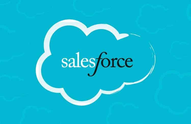 Salesforce revela nova solução com blockchain voltada para empresas