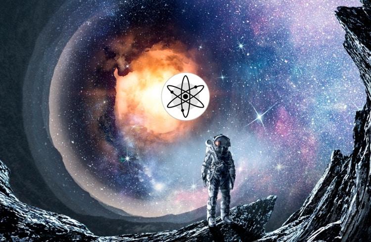 Cosmos entra no top 20 e continua a valorizar; Criptoativos não fazem grandes movimentos