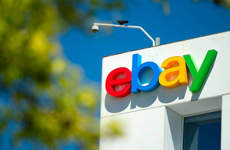 Ebay levanta rumores de que aceitará criptomoedas durante a Consensus em Nova York