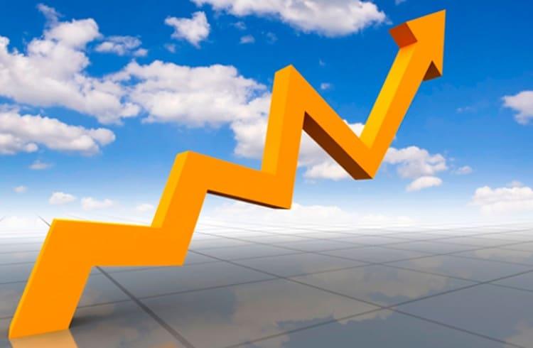 Mercado otimista; Bitcoin volta para a faixa dos US$5.400 e Bitcoin Cash adiciona 11% nas últimas 24 horas