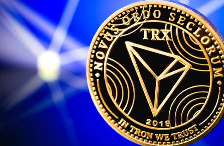 Justin Sun diz que algo incrível acontecerá para a Tron e TRX valoriza quase 10% nas últimas 24 horas
