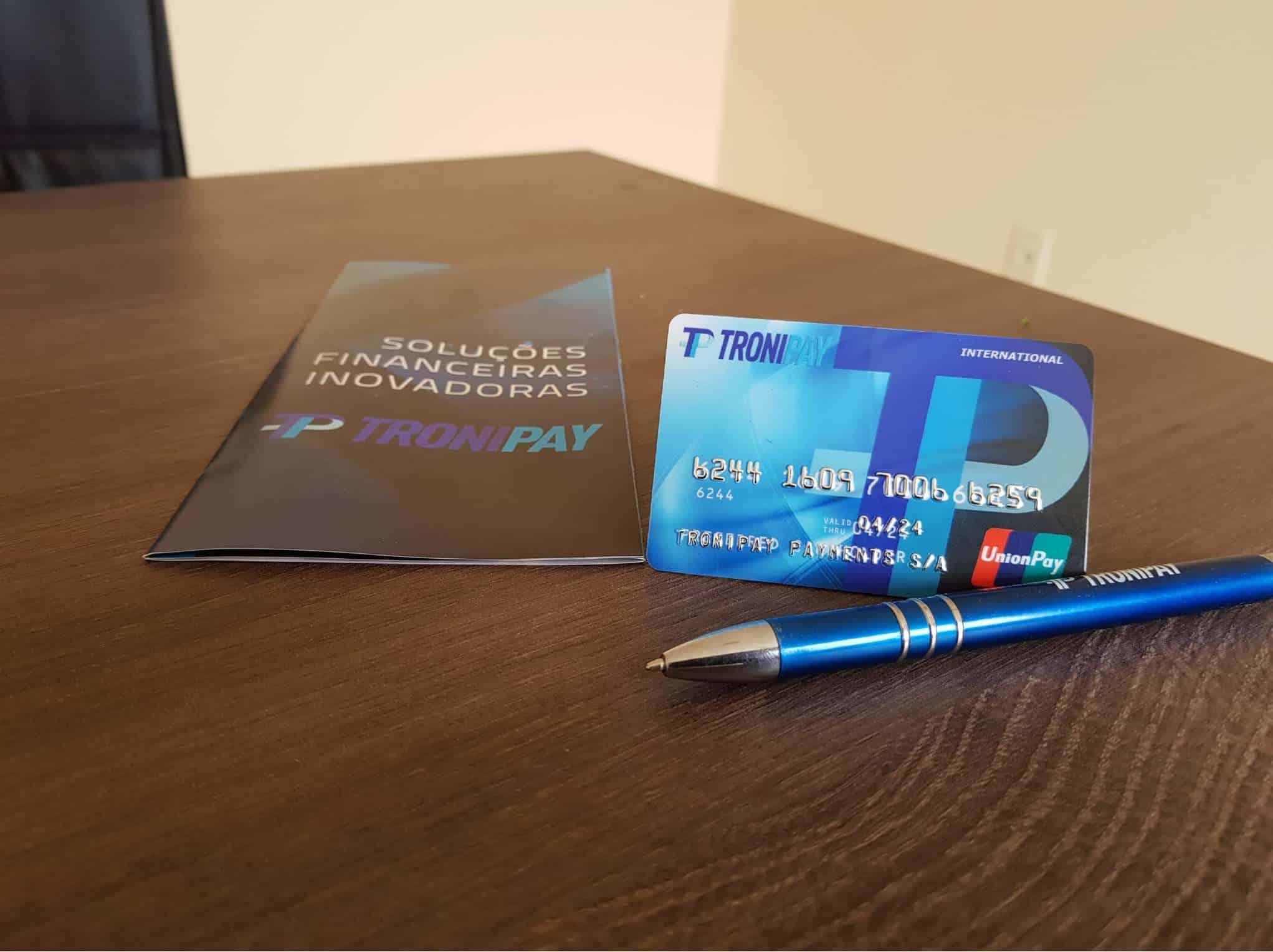 Tronipay é a nova solução para o seu negócio