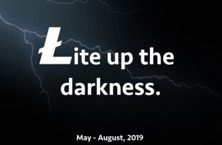 OKEx patrocina misteriosa campanha no Twitter envolvendo a Litecoin