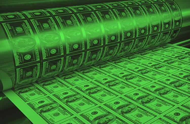 Tether transfere quase 10 milhões de tokens USDT para carteira desconhecida