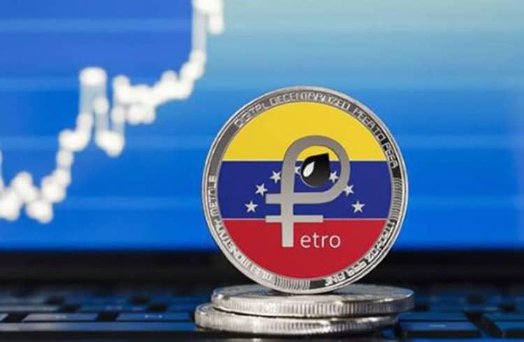 Venezuela e Rússia supostamente discutem acordo de troca envolvendo Petro e rublos russos