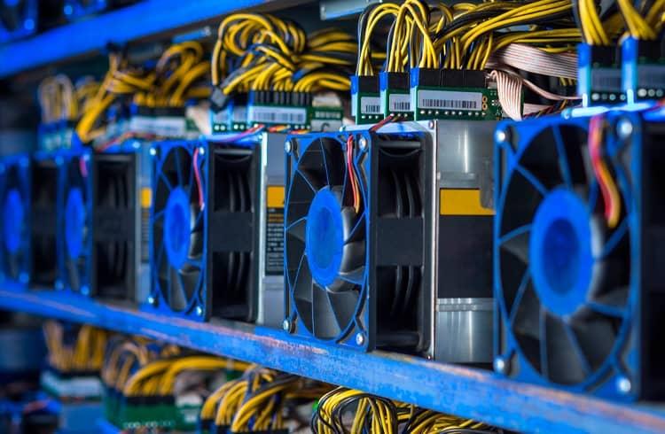 Bitmain divulga redução de 88% em seu poder de mineração