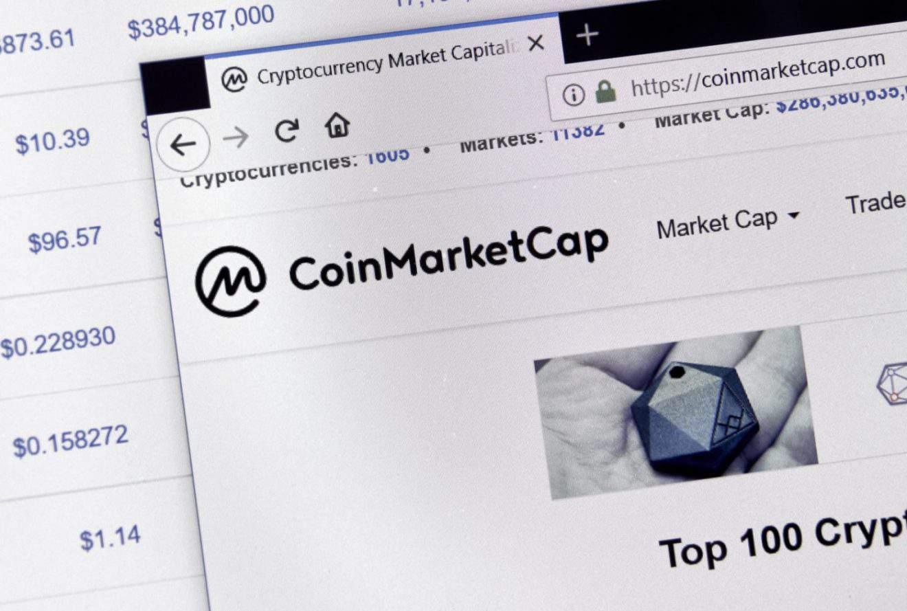 CoinMarketCap retira NegocieCoins de seu índice de preço do Bitcoin