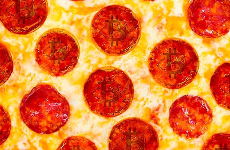 Maior Bitcoin Pizza Day do Brasil distribuirá 1 mil pizzas para moradores de rua e instituições de caridade em MG