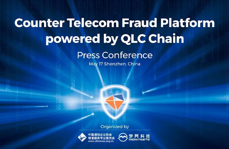 QLC Chain lança plataforma contra fraude de telecom