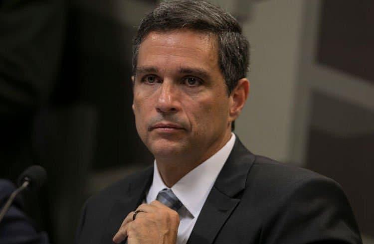 Presidente do Bacen defende blockchain em reunião que definiu taxa de juros do país