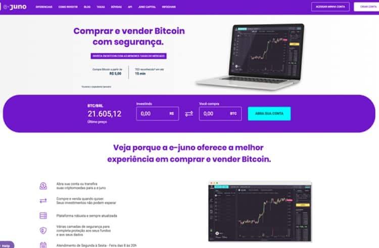 E-juno 2.0: as menores taxas do mercado, os melhores preços e atendimento personalizado!