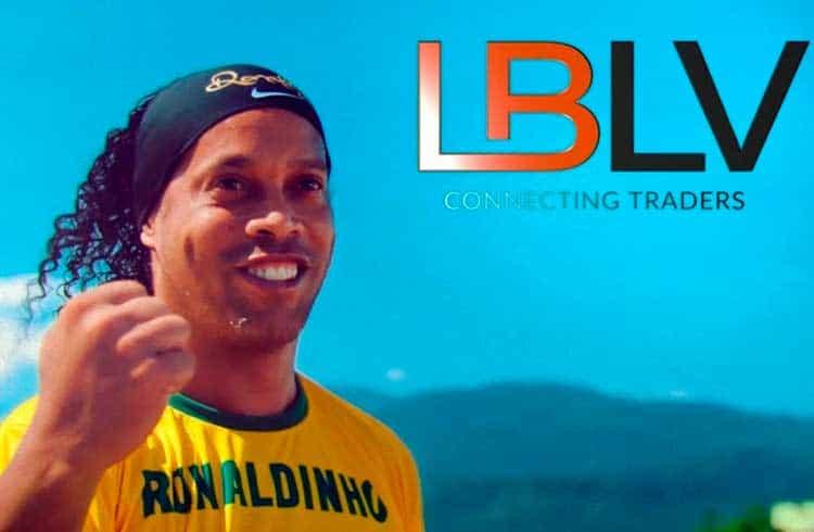 Ronaldinho Gaúcho promove empresa de criptoativos que já recebeu denúncia na CVM
