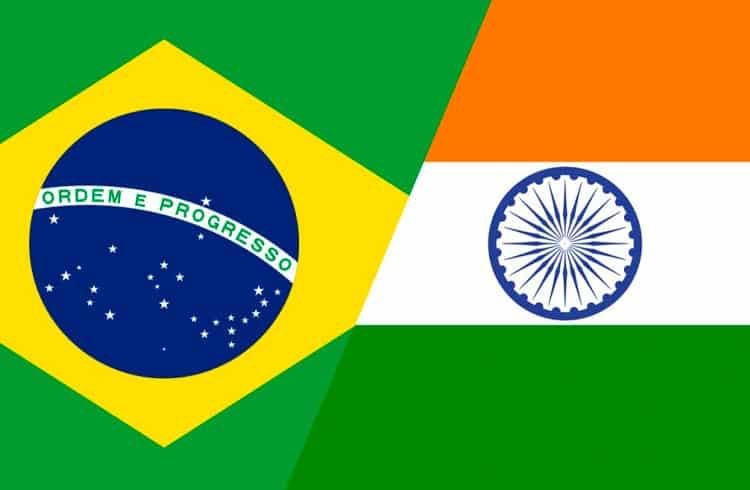 Brasil assina convênio inédito com a Índia para desenvolver fintechs