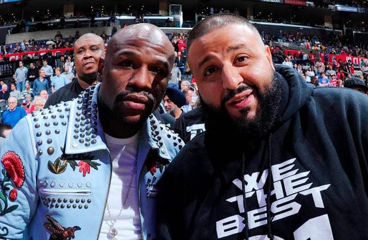 Lutador Floyd Mayweather e DJ Khaled escapam de processo por promoverem ICO ilegal