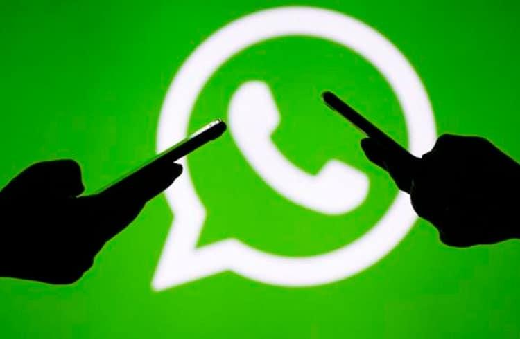 Robô torna possível o envio de criptoativos através do WhatsApp