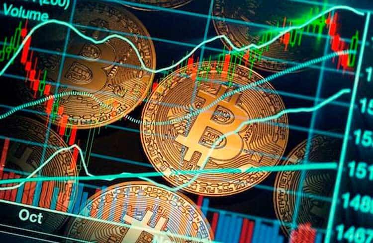 Preço do Bitcoin sofre correção após ultrapassar os US$13 mil